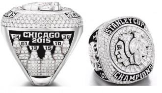 Foto: Apskati iespaidīgo čempionu gredzenu