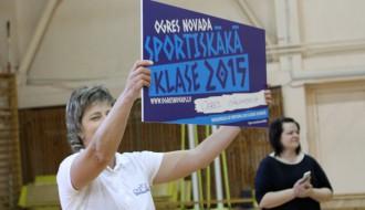 """Foto: """"Ogres novada sportiskākā klase 2015"""""""