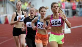 Foto: Latvijas čempionāts vieglatlētikā (U-18) Ogrē, 2.diena