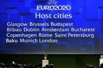 EURO 2020: finālturnīrs 12 valstīs, fināls Londonā