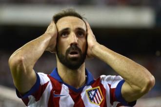 """Ernandess iesit apbrīnojamus vārtus, """"Atletico"""" mājās neuzvar """"Celta"""""""