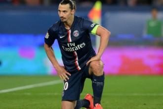 """Savainotais Ibrahimovičs tomēr nespēlēs arī pret """"Barcelona"""""""