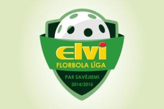 Par Latvijas Florbola Virslīgas ģenerālsponsoru kļūst ELVI