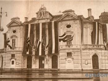 Foto: Tā 18.novembri svinēja 1939.gadā.