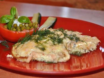 Laša omlete