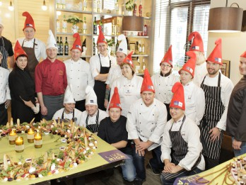 Rīgas labākie šefpavāri Ziemas Rīgas restorānu nedēļā iedvesmos svētku maltītēm
