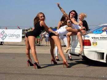 Ar vērienīgu noslēguma posmu Latvijas Dragreisa čempionāts atgriežas Rīgā!