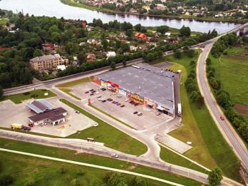 """""""Jēkabpils Centrs"""" uzsāk rekonstrukciju"""