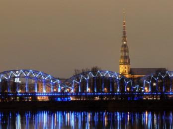 """Lāčplēša dienā Rīgas Sv. Pētera baznīcā koncerts """"Viss dots tavā rokā"""""""