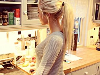 Blondīņu pavārgrāmata