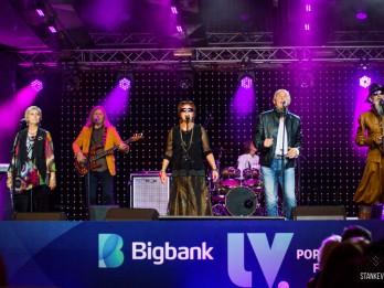 """Aizvadīts trešais populārās mūzikas festivāls """"Bigbank Latvijas pērles"""""""