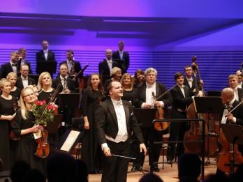 Liepājas simfoniskais orķestris septembrī valdzina lietuviešus