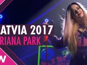 Video: Agnese Rakovska un Triana Park pārstāvēs Latviju Eirovīzijas 2017 finālā