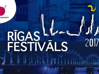 """""""Rīgas festivālā"""" skanēs kolorītas koncertprogrammas pasaulslavenu mūziķu izpildījumā"""