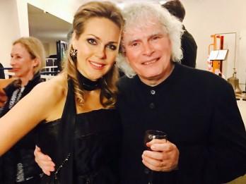 Izcilā latviešu operdziedātāja Kristīne Opolais sajūsmina Pučīni mīļotājus Berlīnē