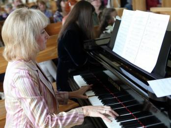 Operetes festivāla ieskaņas koncerts Dvēseles stīgas Ikšķilē