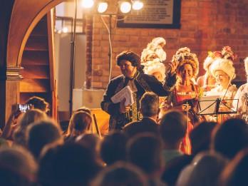 Rīgā viesosies izcilais viduslaiku mūzikas ansamblis Solazzo Ensemble