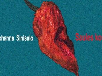 """Iznācis somu rakstnieces Johannas Sinisalo pirmais savādības žanra romāns """"Saules kodols""""."""