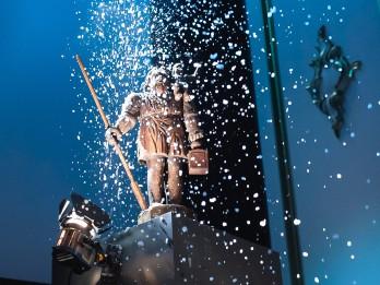 Lielā Kristapa noslēguma ceremonija 13. novembrī kinoteātrī Splendid Palace un LTV tiešraidē