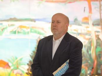 """Alekseja Naumova """"Pasaules pilsētas"""" INSIGNIA mākslas galerijā koncertzālē """"Cēsis"""""""
