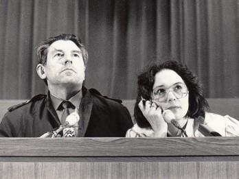 22. februārī Tautas frontes muzejā 1988. gada Radošo savienību plēnuma 30-gadei veltīts sarīkojums