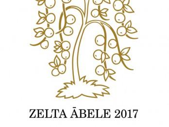 Grāmatu mākslas konkursa ZELTA ĀBELE 2017 nominētās grāmatas