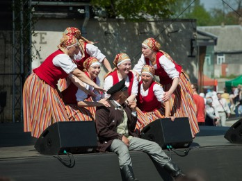 """Liepājā notiks lielākais tradicionālās kultūras notikums Kurzemē - """"Līvas ciema svētki"""""""