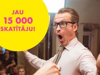 """Komēdija """"Blēži"""" – skatītākā Latvijas filma kinoteātros šovasar (+video)"""