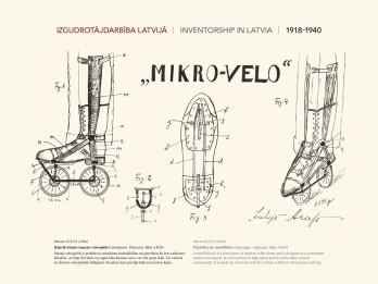 Izstādē aplūkojami unikāli Latvijā tapuši vēsturiski izgudrojumi
