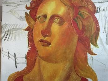 Latvijas Zinātņu akadēmijā tiks atklāta gleznotāja Kristapa Zariņa darbu izstāde