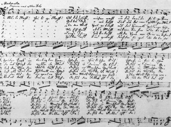 Kā radās Ziemassvētku dziesma?