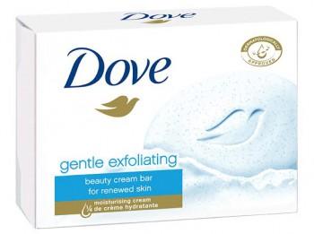 Dove Gentle Exfoliating jaunā produktu sērija maigai ādas kopšanai