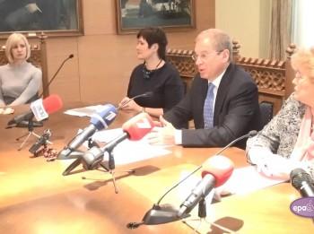 Video: Informē par Latvijas valsts simtgades svinību Rīgas pasākumu programmu