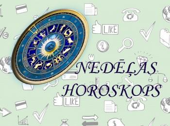 Nedēļas horoskops (16. - 22. oktobris) sadarbībā ar astrologi.lv