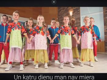 Video: Publicēti 3 jauni dziesmu videoklipi bērniem
