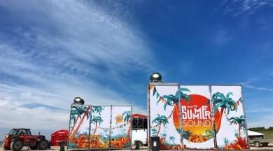 Šodien sākas sestais <i>LMT Summer Sound</i> festivāls