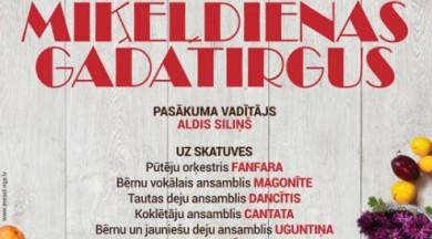 Rīgā notiks tradicionālais Miķeļdienas gadatirgus Doma laukumā