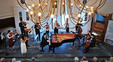 Andrejs Osokins ar panākumiem uzstājas Vācijā un gatavojas vērienīgajai Bēthovena Fantāzijai Rīgā