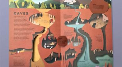 """Jāņa Rozes apgāds izdevis vizuāli krāšņu un izglītojošu grāmatu bērniem """"Planēta Zeme. Pēti un uzzini"""""""