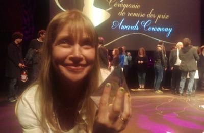 Latvijai balvas Anesī un Tarkovska festivālā