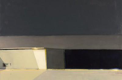 Raimonds Staprāns. Piecas gleznas