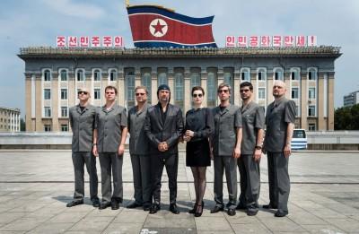 """Uģis Olte par filmas """"Atbrīvošanas diena"""" uzņemšanu Ziemeļkorejā"""