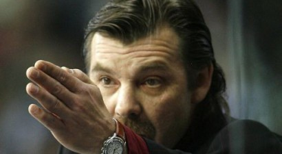 """Znaroks: """"KHL un olimpiskās spēles nevar salīdzināt"""""""