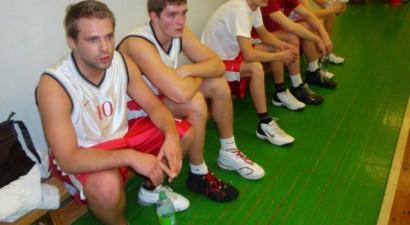 Sācies Strenču novada čempionāts basketbolā