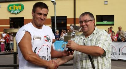 Spēkavīru – amatieru čempionātā triumfē kocēnietis Šmaukstelis