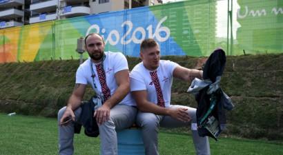 Eiropas čempionātā Borodavko un Ņikiforenko finišē astotdaļfinālā