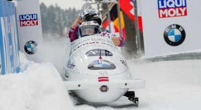 Ķibermanis un Melbārdis otrajā braucienā atkrīt uz piekto un sesto vietu