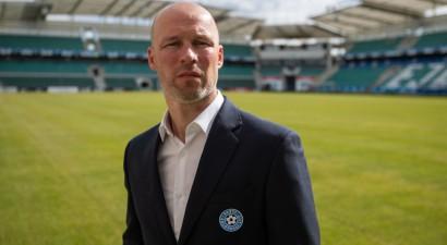 Igaunijas futbola izlasi trenēs līdz šim U21 valstsvienību vadījušais Volaids