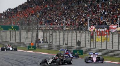 Ķīna iesaka koronavīrusa dēļ atcelt aprīlī paredzēto F1 posmu Šanhajā