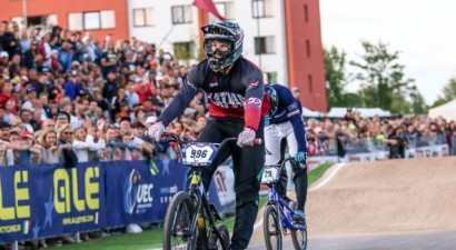 Atcelts pasaules čempionāts BMX riteņbraukšanā